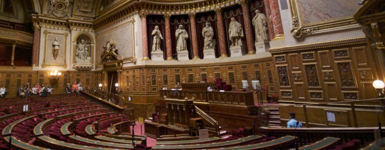 Bannière Sénat