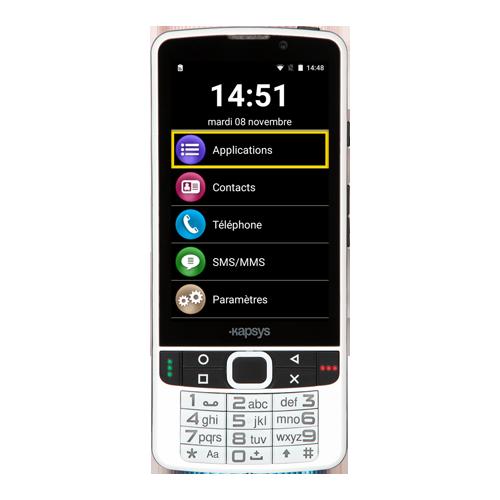 Smartvision 2 kapsys