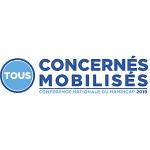 Logo conférence nationale du handicap 2019